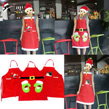 Christmas Apron Decorations Christmas Party Creative Apron Kitchen Decor Supply