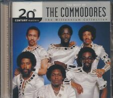 20th Century Masters: The Best of The Commodores - The Millennium Collection, 0.