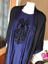 Fancy Khaleeji Abaya Arabic Jilbab Made in Dubai Size S, M, L