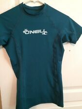 ONeill Wetsuits UV Sun Protection Womens Basic Skins Short Sleeve Crew Sun Shirt