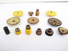 Vintage Meccano Pinions and Gears Multi listing