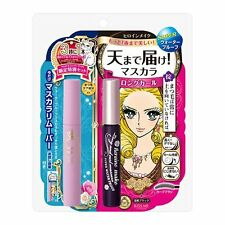 ISEHAN KISS ME Heroine Make Volume Long Curl Waterproof Mascara and Remover Set