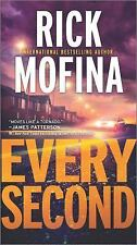 Every Second by Rick Mofina (2015, Paperback)