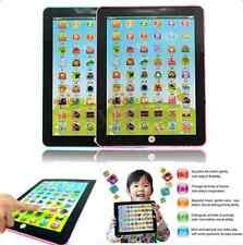Tablet Pad Computer For Kid Children Learning English Educational Teach Toy Hot