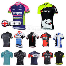 2 X Cycling Jersey Sets Bike Bicycle Outdoor Bib Top Jersey Short Sleeve Suit