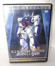 Anime Mobile Suit Gundam 0080 War In The Pocket Complete Collection DVD