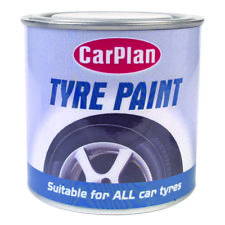 6x Tyre Paint 250ml TPT250 Tetrosyl Genuine Top Quality NEW MULTIBUY PACK SAVER