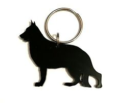 German shepherd/Alsation dog keyring/bag charm/Gift