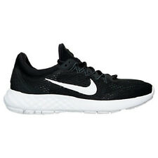 NIKE MENS LUNAR SKYELUX RUNNING BLACK WHITE SHOES **FREE POST AUSTRALIA