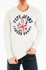 T SHIRT PEPE JEANS 501574 WHITE