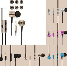Headphone In-Ear Earphone Remote Mic HOT Stereo 3.5mm For iPhone Samsung HTC