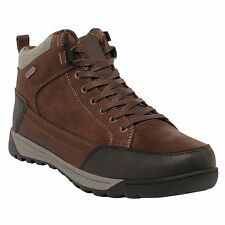 Regatta Great Outdoors Mens Southend Waterproof Lace Up Walking Boots