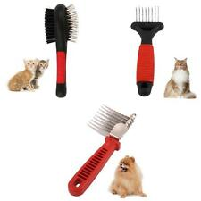 PROFESSIONAL PET DOG CAT HAIR FUR SHEDDING TRIMMER GROOMING COMB