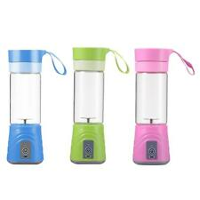 Portable Electric Juicer Cup Mini Blender Fruit Vegetable Extractor Squeezer