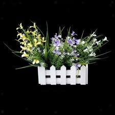 Artificial Simulation Gladiolus Flower Plant Decor Wedding Party Office