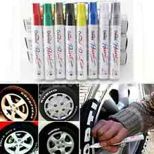 Drawing Paint Pencil Waterproof Permanent Car Tyre Tire Tread Rubber Marker Pens