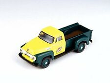 Classic Metal Works 30235 HO Mini Metals 1954 Ford F-350 MOW Pickup - Chicago &