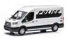 Greenlight Collectibles 86069 Police Prisoner Transport - 2015 Ford Transit V363