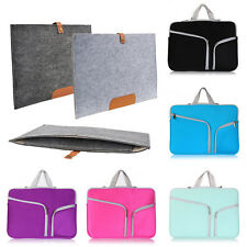 """Laptop Sleeve Case Carry Bag Pouch for Macbook AIR PRO SONY DELL HP 11 13 14 15"""""""