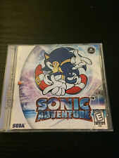 Sonic Adventure: Limited Edition (Sega Dreamcast, 1999) Complete