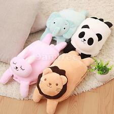 Cute Soft Animal Shaped Home Sofa Pillow Back Cushion Office Nap Bolster Blanket