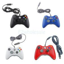 PC Wired USB 2.0 Controller Joypad Joystick for Computer Laptop