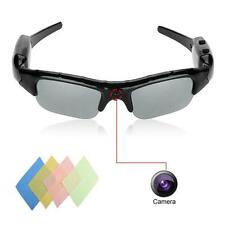 720P Sport Action Sunglass Glasses Spy Camera Video Camcorder Cleaning Cloth AD