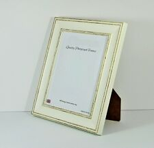 WHITE Shabby Chic Photo/Picture Frame - Various Sizes available EXTRA WIDE