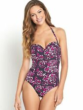 RESORT Premium Embellished Swimsuit With Hidden Support Size 32C, 34D