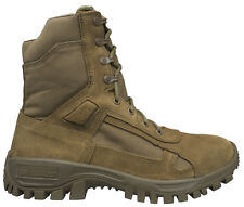 McRae Terassault T1 Hot Weather Performance Combat Boot in Coyote Brown USA Made