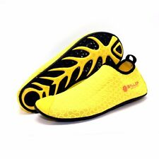 Ballop Aqua Fit Skin Shoes Water Out indoor Yoga Peanut Yellow for Man Woman