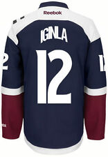 Jarome Iginla Colorado Avalanche Reebok Premier Third Jersey NHL Replica