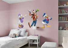 Disney Mickey Mouse Friends Clubhouse Super Vinyl Removable Wall Art Decal