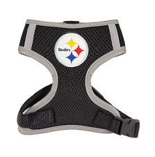 Pittsburgh Steelers NFL Team Dog Pet Harness Vest Size 2X Hip Doggie