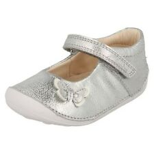 Baby/Toddler Girls Clarks Leather Pre Walker First Cruiser Shoes - Little Mia