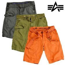 Alpha Industries Shorts Scort Shorts Cargo trousers Cargo Pants Bermuda S to 3XL
