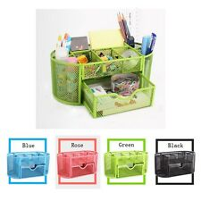 Organizer 9 Compartments  Desktop Office Pen Pencil holder Stationary Container