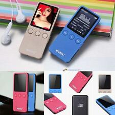 "NEW 8GB GENERATION MP3 MP4 MUSIC MEDIA PLAYER RADIO VIDEO FM 1.8"" TFT SCREEN LN"