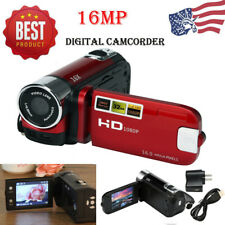 Full HD 720P 2.7'' LCD Touchscreen Digital Video Camera Camcorder DV 16MP LCD US