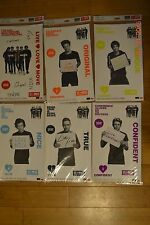 One Direction & Office Depot Decal Stickers You Choose Group, Harry, Louis Liam