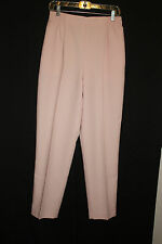 Ladies Dress Slacks by Koret; SZ 10; Pink & Fully Lined