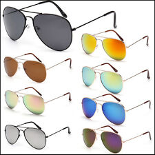 Fashion Women Men Driving Sunglasses Unisex Vintage Retro Glasses Mirror Lens