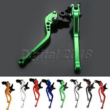 Replaceable Motorcycle CNC Long Clutch Brake Levers For Honda CB1000R 2008-2015