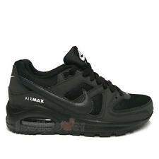 Shoes Nike Air Max Command Flex 844346 002 running donna Black Anthracite White