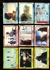 1980 TOPPS STAR WARS EMPIRE STRIKES BACK COMPLETE SET 1-352 MINT *INV0234