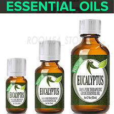 Eucalyptus 100%Pure Essential Oils For Diffuser 10 ,30 ,60ml Aroma Free Shipping