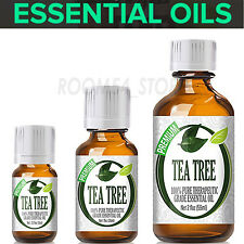 Tea Tree 100% Pure Essential Oils For Diffuser 10 ,30 ,60ml Aroma Free Shipping