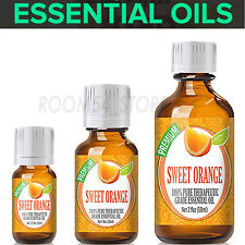 Sweet Orange 100%Pure Essential Oils For Diffuser 10,30,60ml Aroma Free Shipping