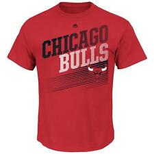 Chicago Bulls T-Shirt Winning Tactic Short Sleeve Tee