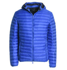 NEW Ciesse Piumini Down 800FillPower Jacket Men Turquoise Nylon: 100% Made In CN